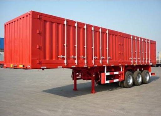 SINOTRUK Container Transport Semi-trailer
