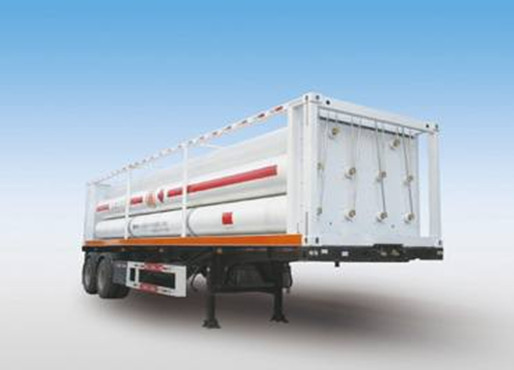 SINOTRUK CNG Transport Semi-trailer
