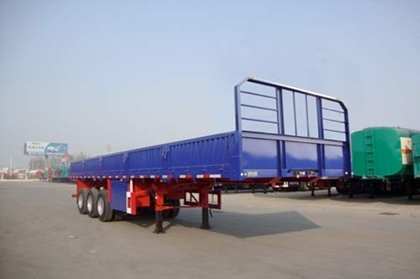 SHACMAN 3 Axles Cargo & Container Semi-trailer