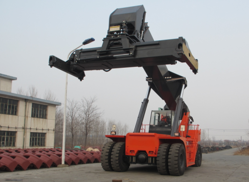 45ton Container Reach Stacker