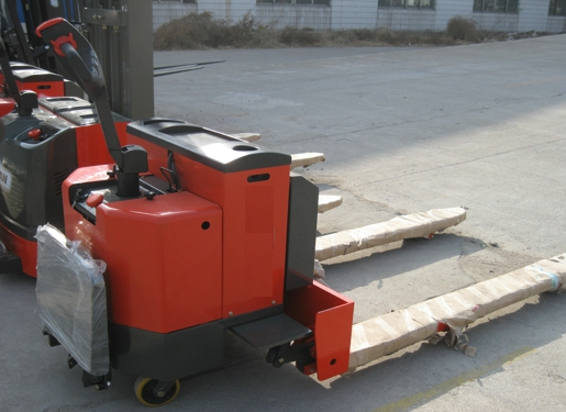 1.5-6tons Electric Pallet Truck