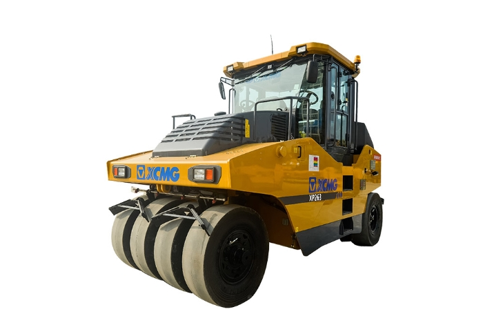 XCMG Official 26ton PneumaticTire Road Roller XP263